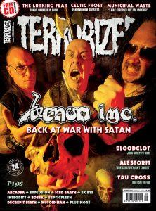 Terrorizer 284 – Venom Inc