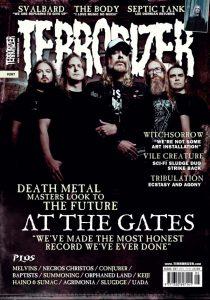 Terrorizer 287 At The Gates